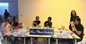 Rose Marie Academy staff members support Nichada Thani's Halloween celebration