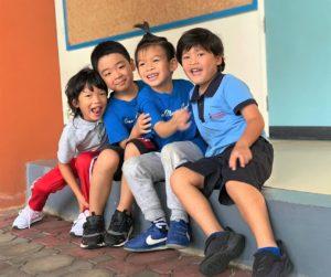 Child Center Bring a Friend Day