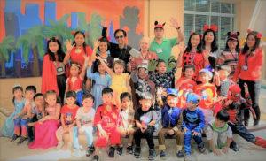Child Center Disney Dress-up Day