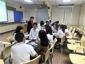 International English Language Testing System Preparation Class