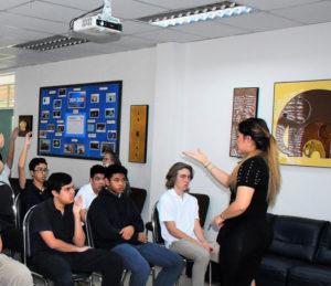 Thammasat University International Program Coordinator Visits Rose Marie Academy
