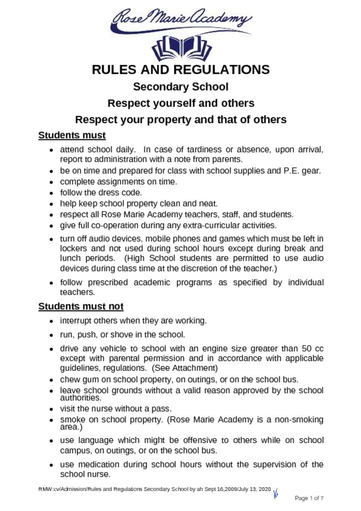 thumbnail of Rules_and_Regulations_Secondary_School
